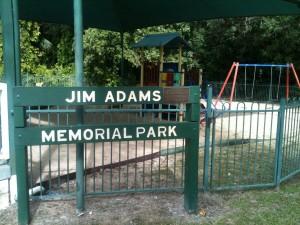 Jim Adams Memorial Park