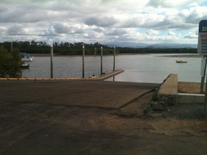 Victor Creek Boat Ramp